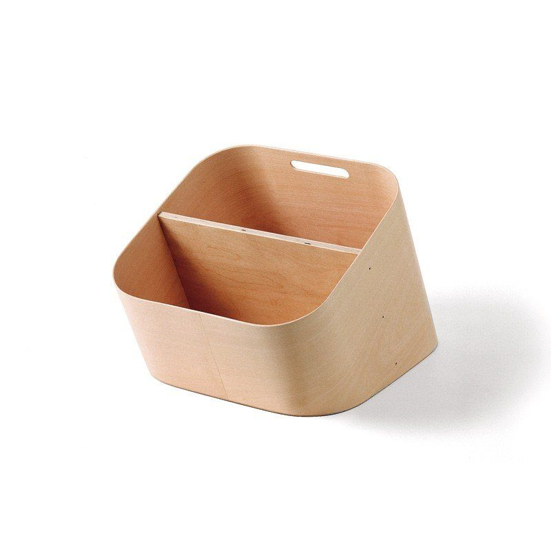 Use it as a magazine rack or even for storing other daily necessities, the Mole Container is a handcrafted beauty that will only enhance the look of your indoors.