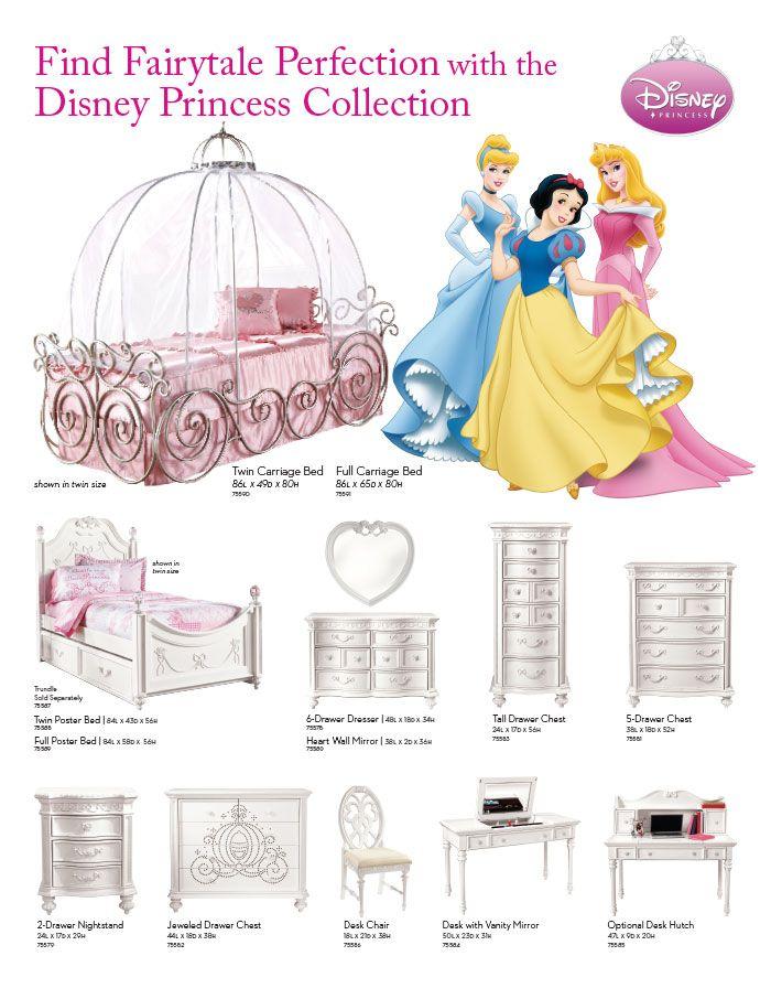 Disney Bedroom Flyer 2 Disney Bedrooms Disney Carriage Bed