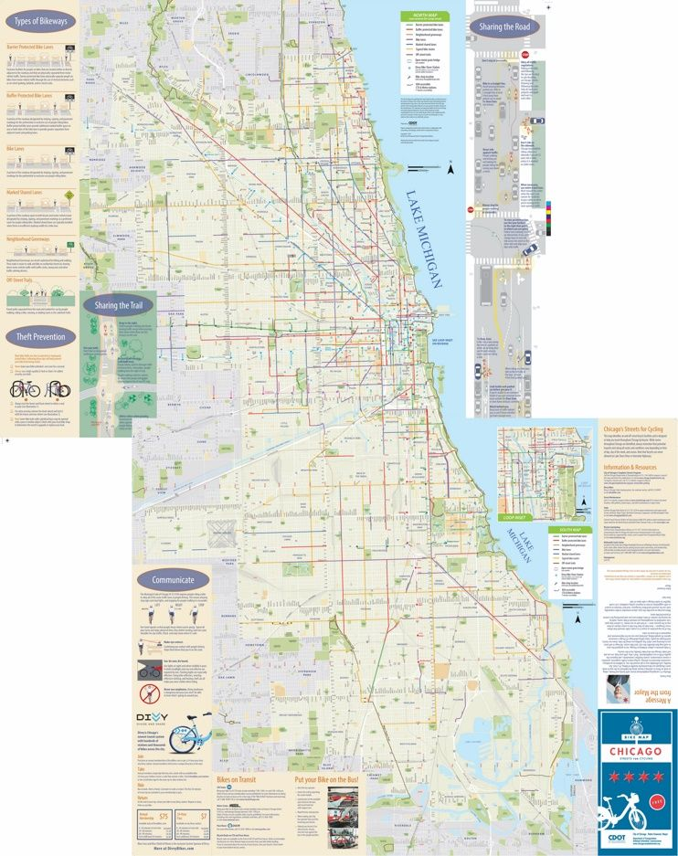 Printable Maps Map Quilt Illinois