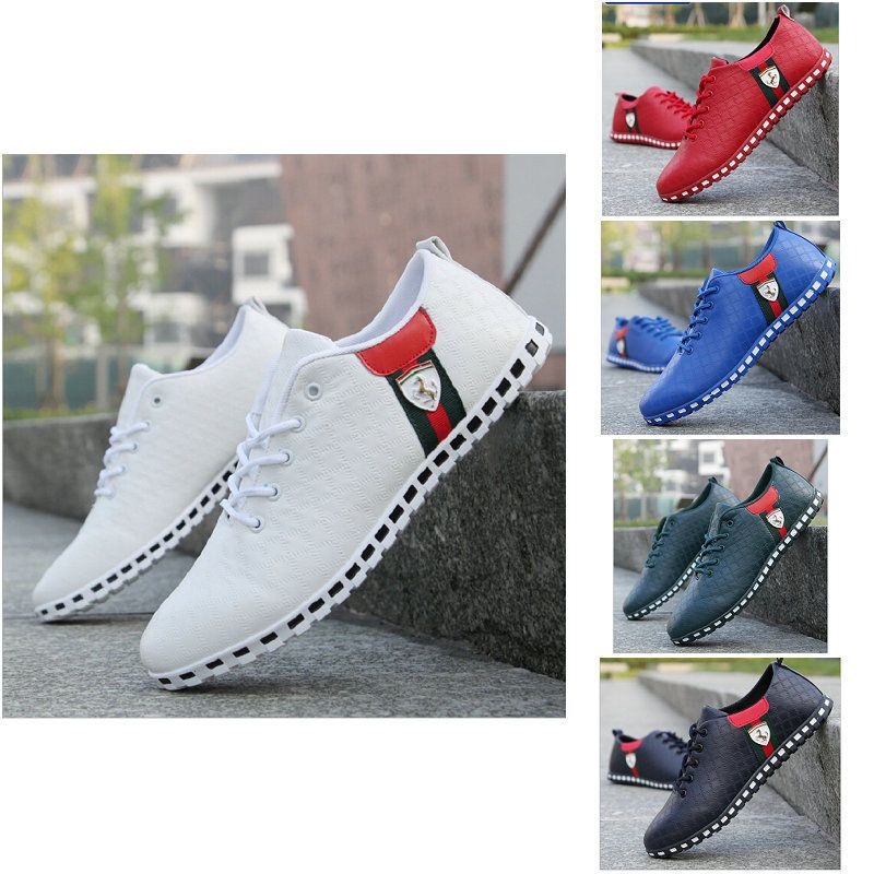 UK Shoes Store  New Fashion Mens Breathable Shoes Casual shoes breathable Sports shoes