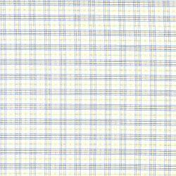 Thibaut Checks & Plaids - Country Club Plaid - Woven - Blue and Yellow