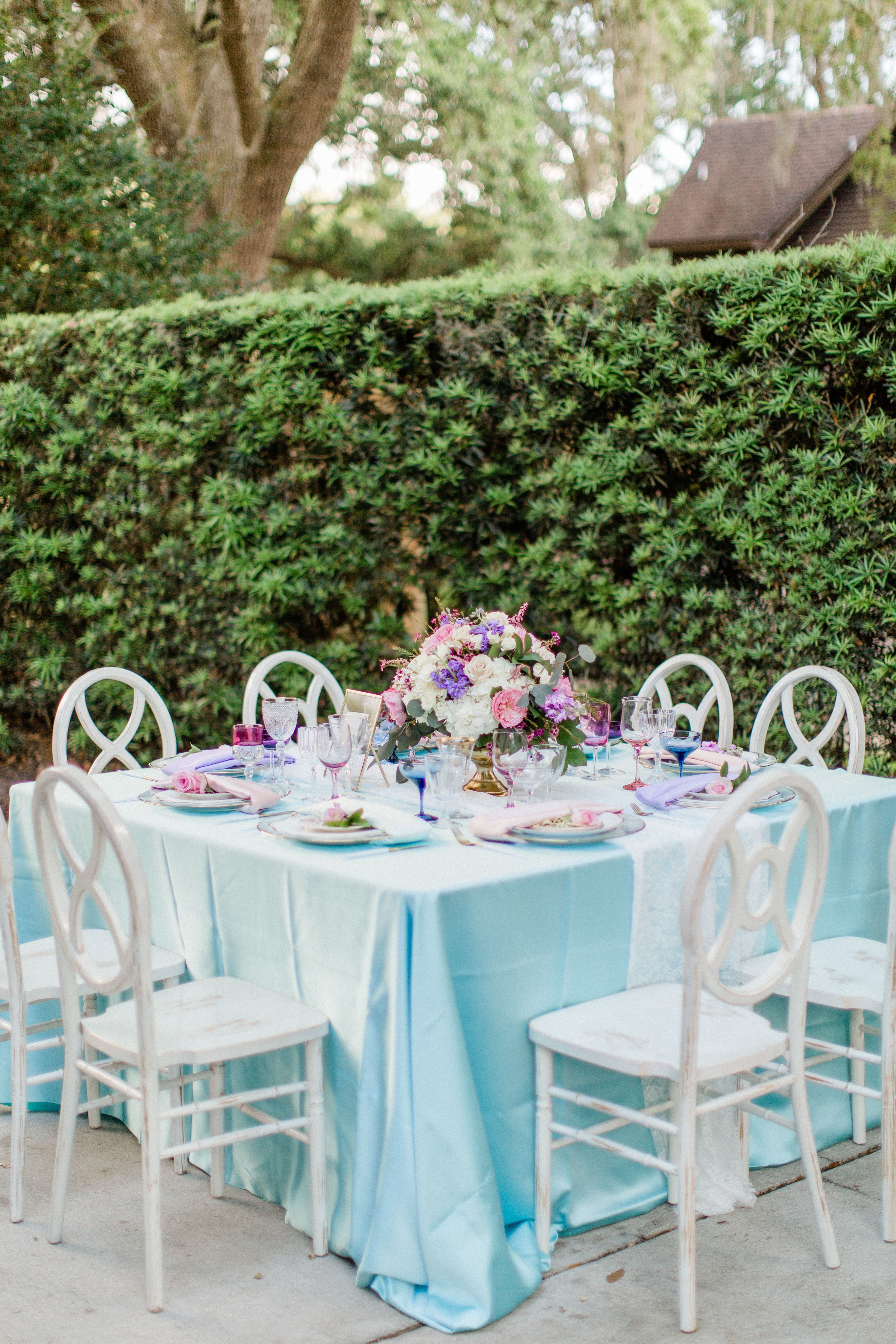 White Vineyard Mismatched Chairs Our Big Dayy