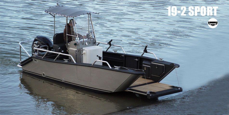 Aluminum Landing Craft Boat Plans | Free Boat Plans TOP