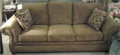 Brown Sofa From D M Stacy Furniture At Cooley S Furniture In
