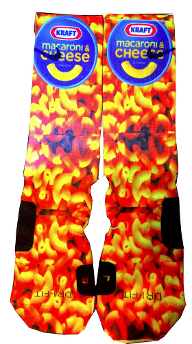 506039062 Mac N Cheese | MySockGame.com - Shop for Custom Nike Elite Socks ...
