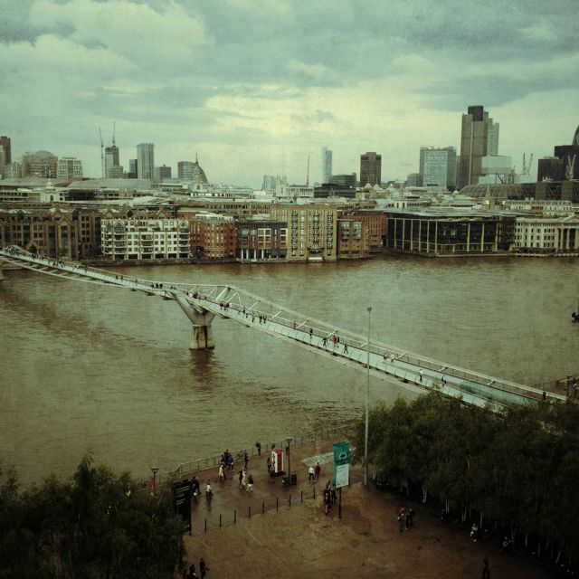 City from Tate