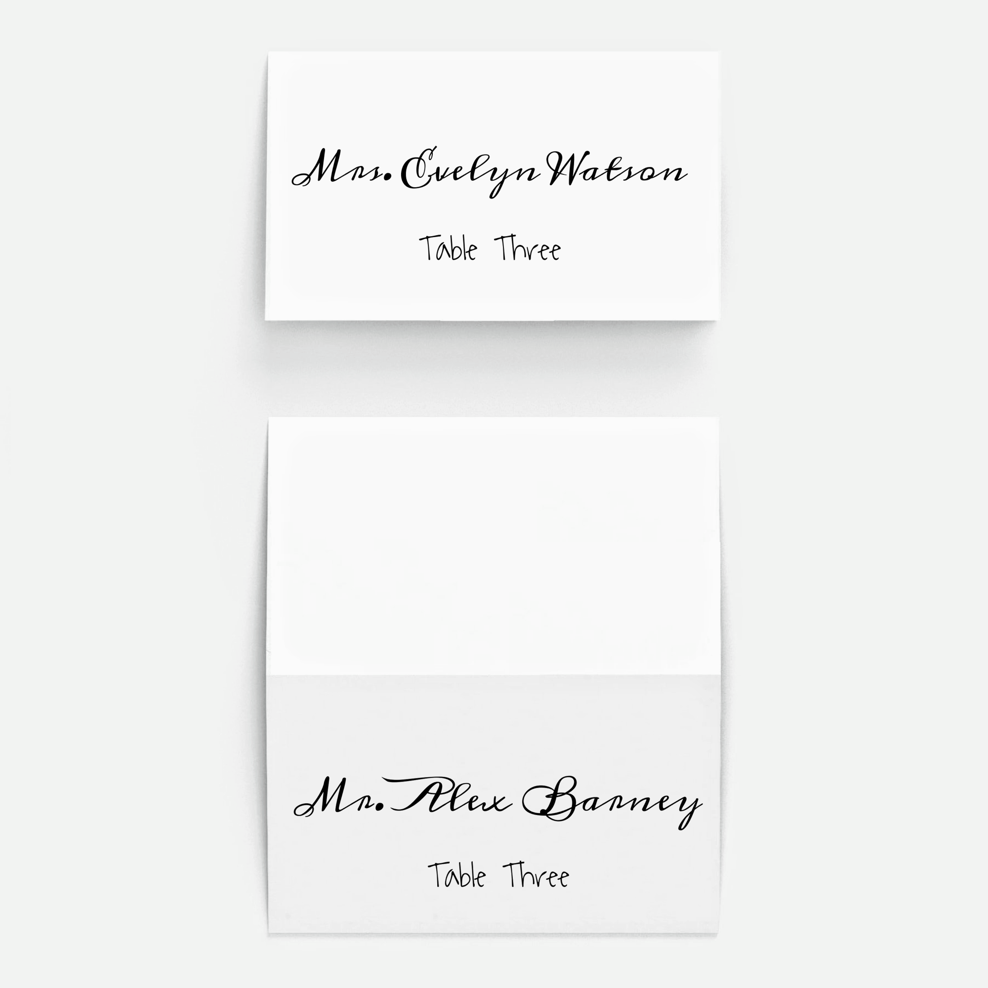 Use This Stunning Place Card Template For Your Special Day Celebration Https Placecards O Place Card Template Printable Place Cards Free Place Card Template