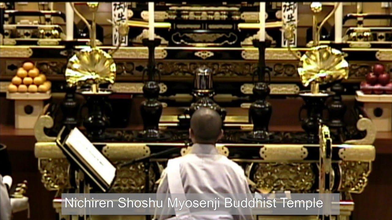 Chief Priest Chanting Nam Myoho Renge Kyo (30 mins