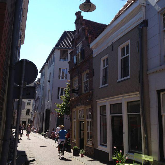 Den Bosch Snellestraat Bezienswaardigheden Nederland Stad