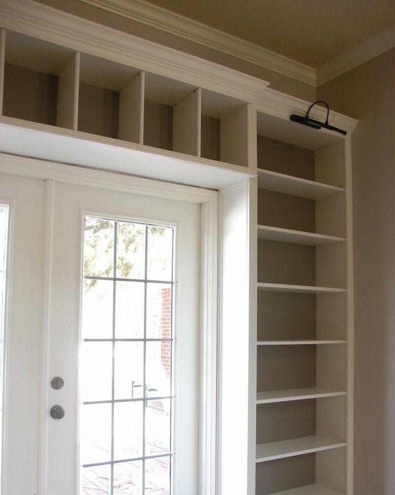 DIY Built in Bookshelves DIY BuiltIn Bookcase