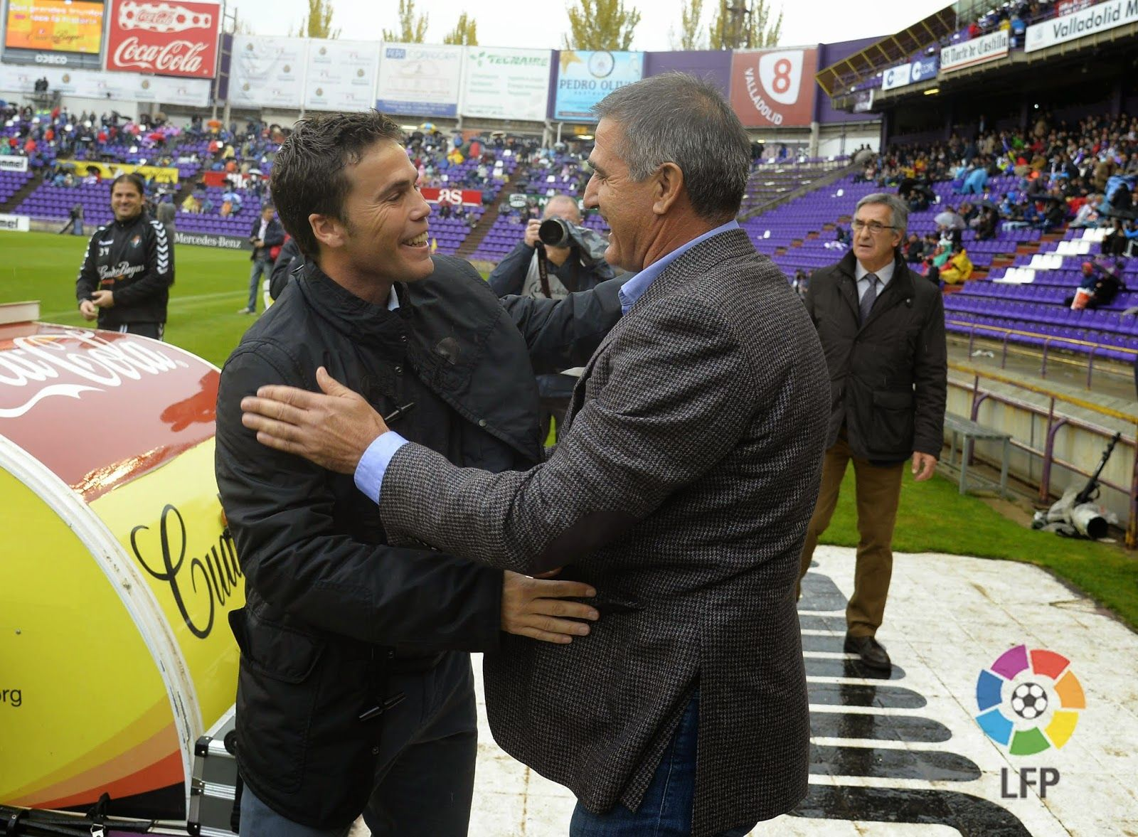 """TIEMPO DE DEPORTE: Paco Herrera: """"Ahora hay que empezar a marcar dife..."""