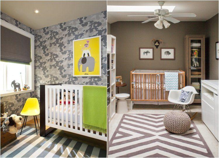 Avec les bons accents, la chambre peut devenir un véritable espace de fantaisie! Découvrez 30 idées fascinantes sur la décoration chambre bébé des murs et