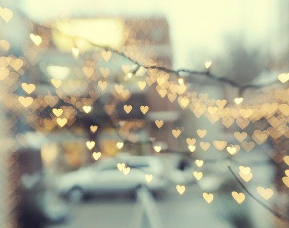 Hold onto love...the best little lights ever