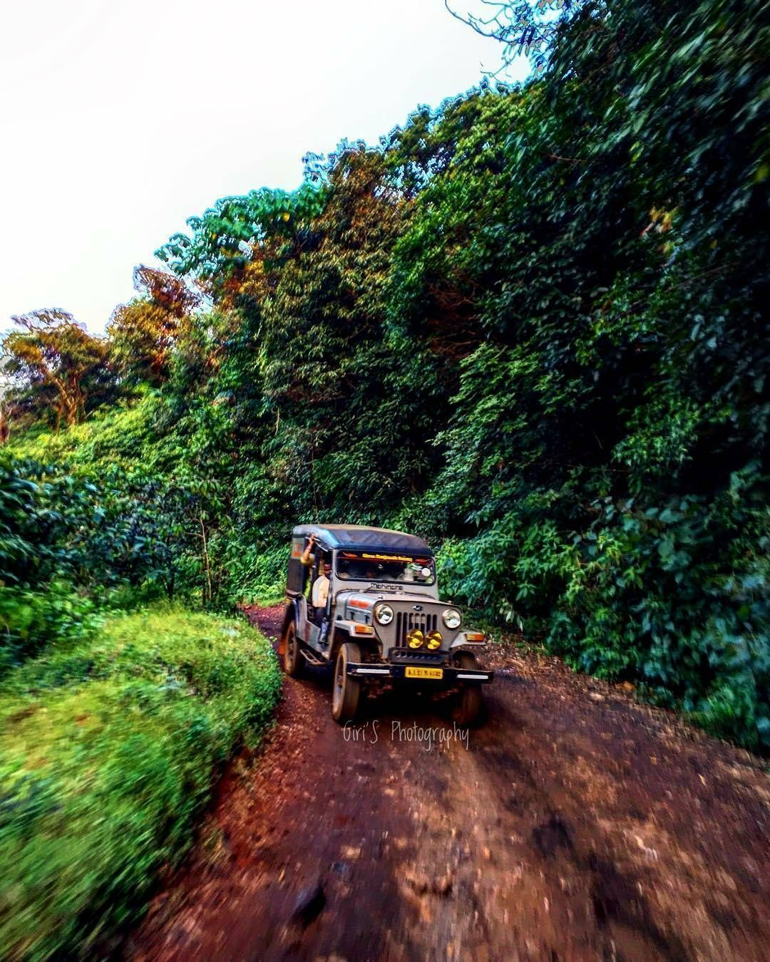 Pure Awesomeness Jeep Ride Girisachin96 Photography