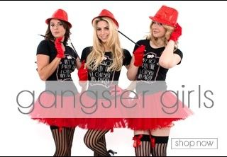 Gangster Fancy Dress Theme Hen Party Ideas Themes