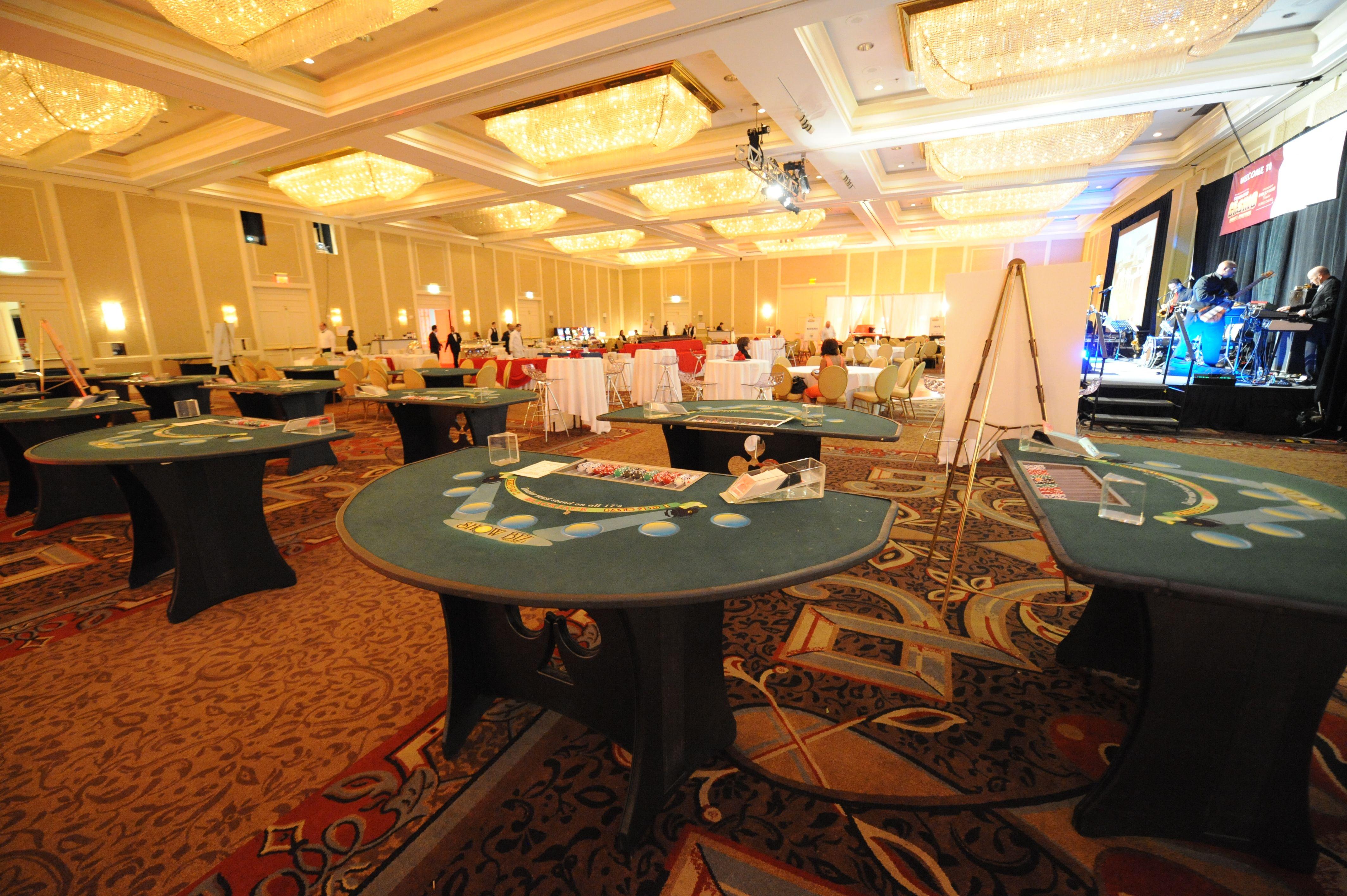 Home Casino Night