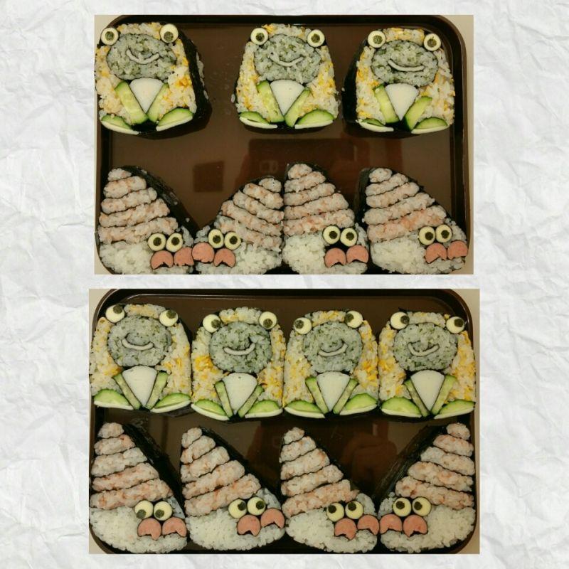 デコ巻き寿司|デコ寿司教室DECOLENE ELLIY STUDIO・和菓子サロン一絵-2ページ目