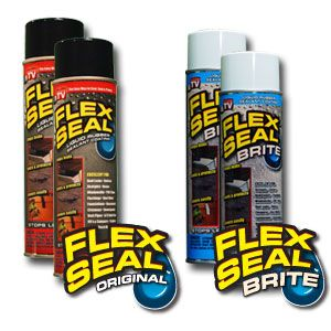 Flex Seal Combo Sealant Spray As Seen On Tv Items Shop Online See On Tv Liquid Rubber Spray On Nail Polish