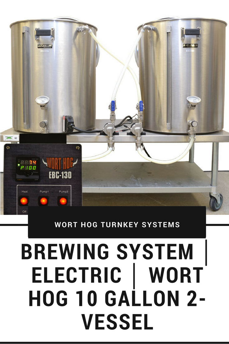 Wort Hog 10 Gallon 2 Vessel Home Brewing Beer Beer Brewing Home Brewing