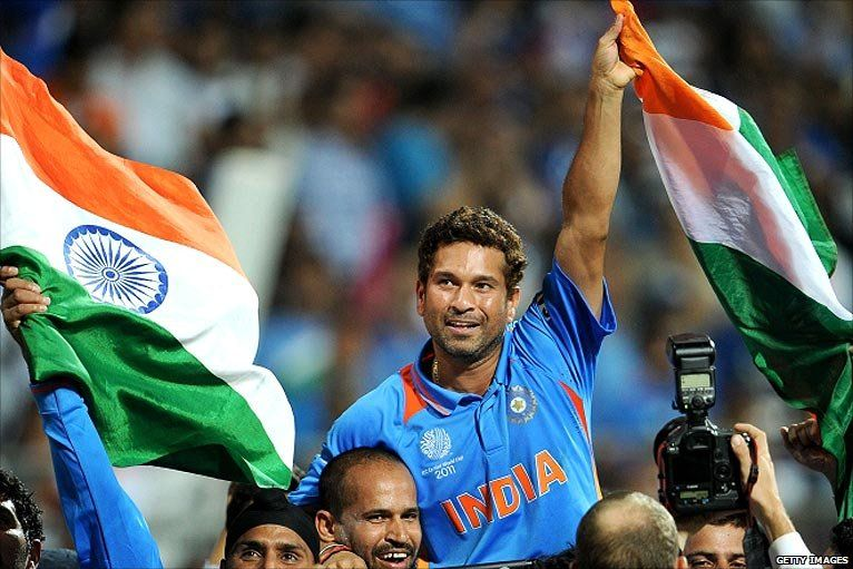 The Cricket World Cup 2011 belongs to...us!!!! (With