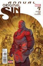 Original Sin Annual #1 Marvel Comics Wed, October 15th, 2014