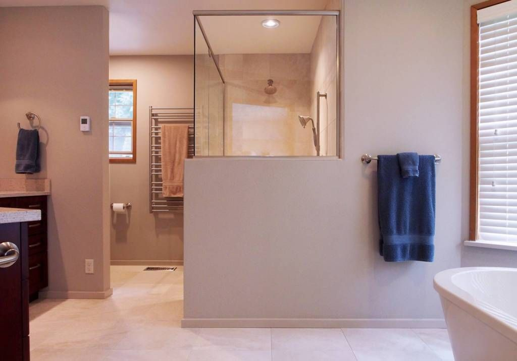 WSHG.NET | When Is a Towel Warmer Not Just a Luxury Item? | At Home, WSHG Blog | October 29, 2014 | WestSound Home & Garden