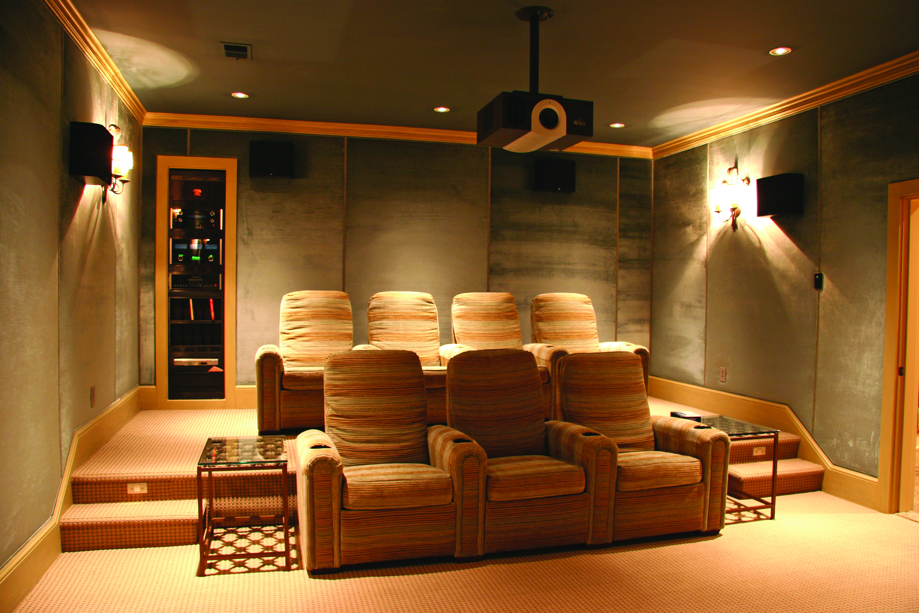 Cool Home Cinema Room Ideas Home Theater Rooms Home Theater