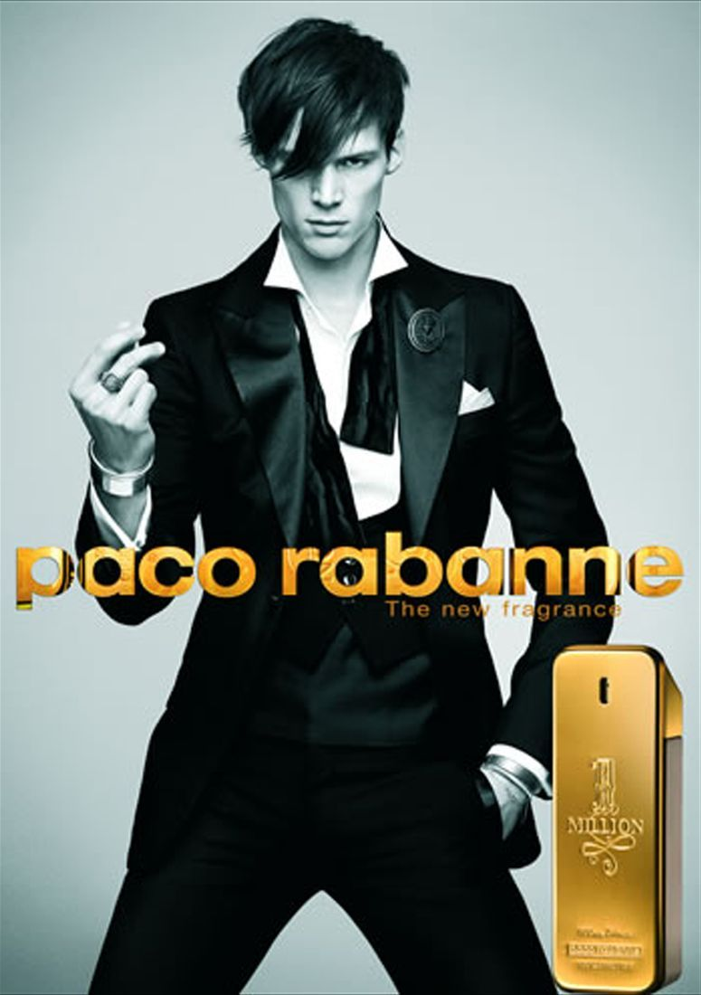 1 Million Paco Rabanne za muškarce Slike  57767704e61