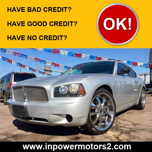 Buy Here Pay Here Phoenix >> 500 Down Used Cars Phoenix Buy Here Pay Here Inpower Motors