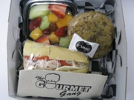 gourmet lunch box catering - Buscar con Google cafeteria