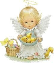 Baby Angel With ChicksWallpaper And Background Photos Of Animals For Fans Angels Images