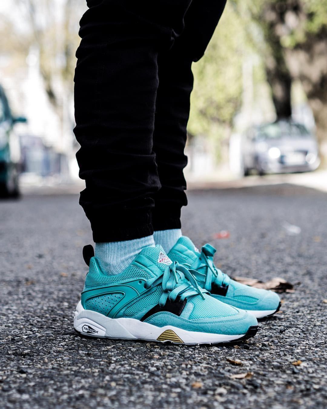 Sneakerfreaker x Puma Blaze Of Glory