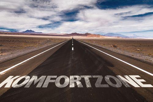 komfortzone definition