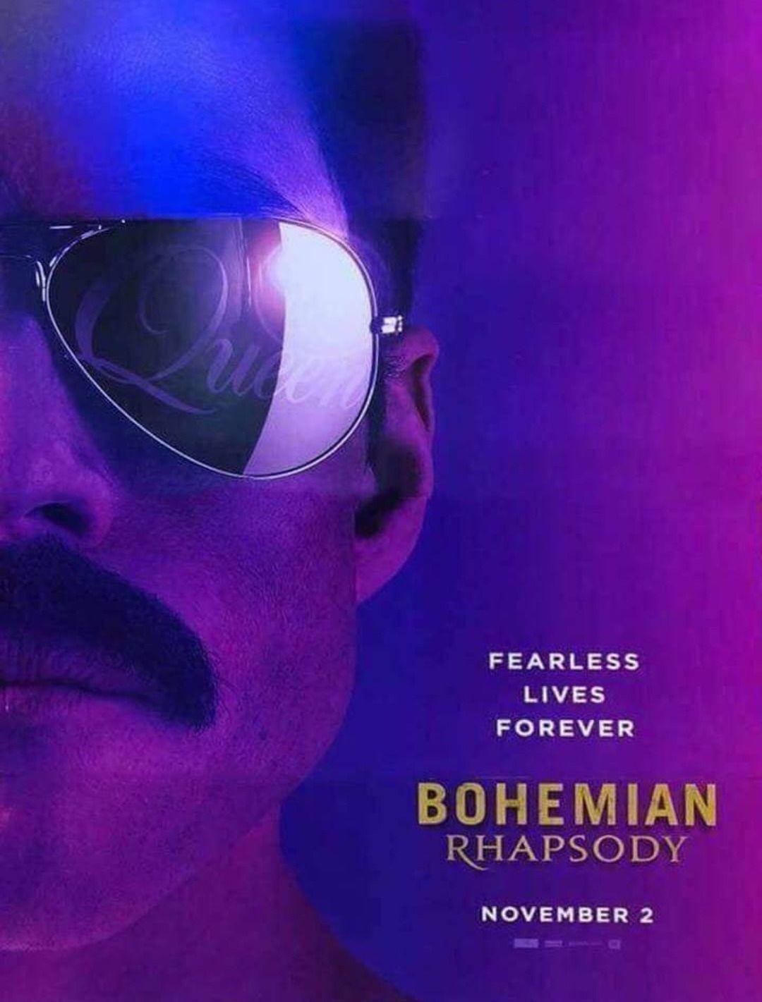 Bohemian Rhapsody Movie Poster Bohemian Rhapsody Full Movies Online Free Full Movies