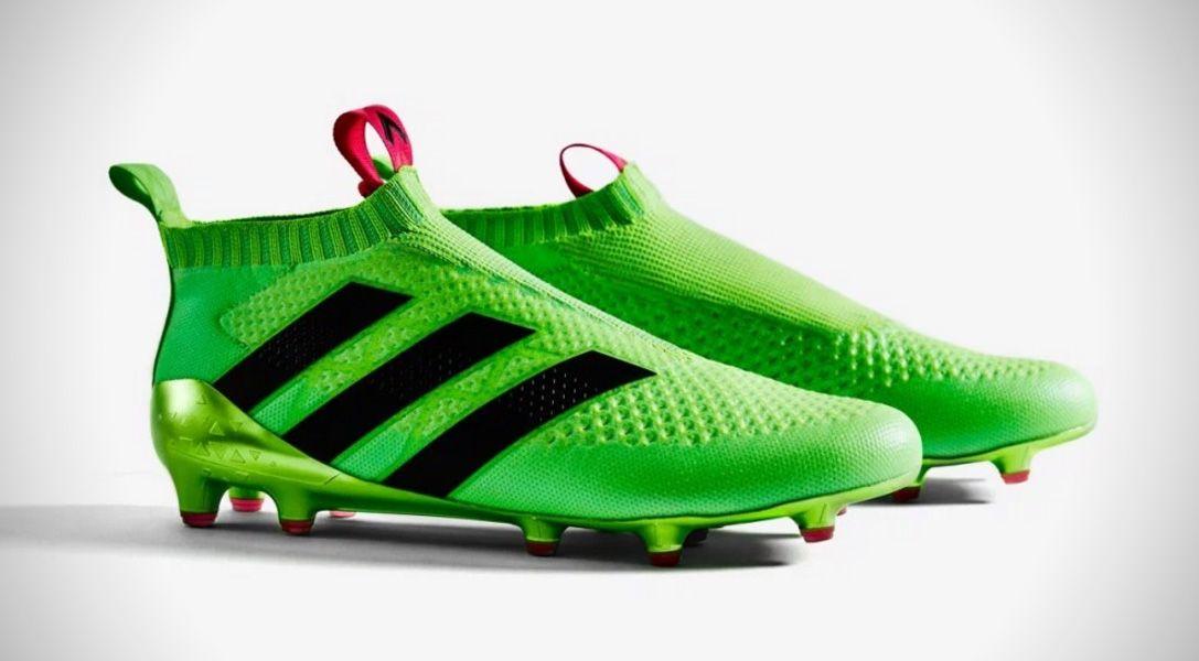 Adidas' Laceless Football Cleats