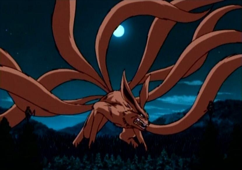 Naruto Shippuden Nine Tailed Fox Naruto Nine Tails Nine Tailed Fox Naruto Nine Tailed Fox