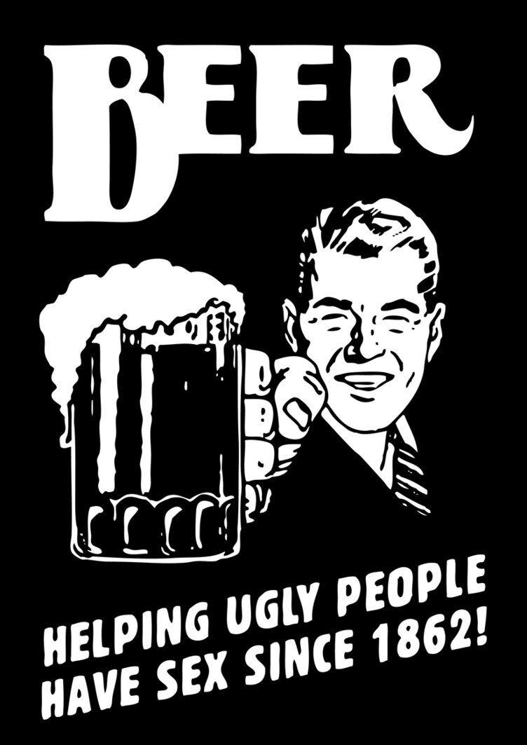 Beer idea | Beer T-shirt by ~dobotibi on deviantART