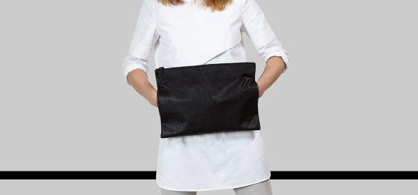 La Débraillée leather handbags by Alice Rosignoli