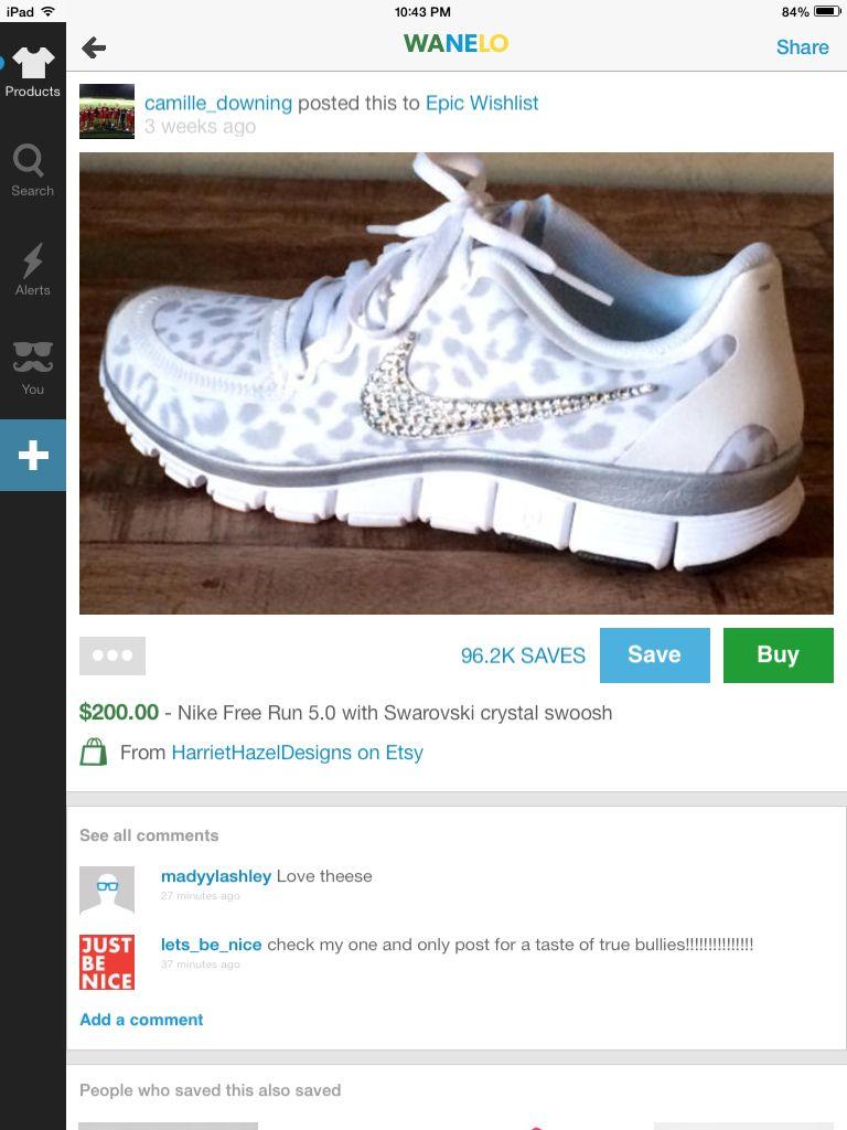 Leopard Nikes With A Diamond Check  Shoezzzz  Shoes -8469