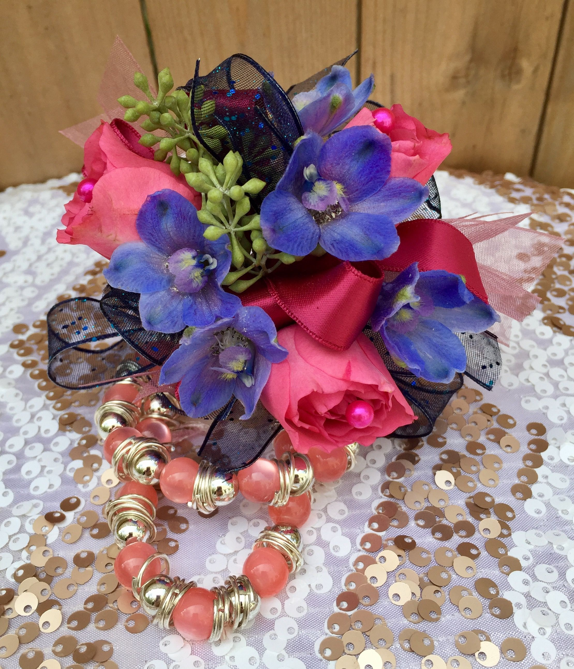 Pink and blue prom flowers prom corsage prom flowers prom trends pink and blue prom flowers prom corsage prom flowers prom trends izmirmasajfo Gallery