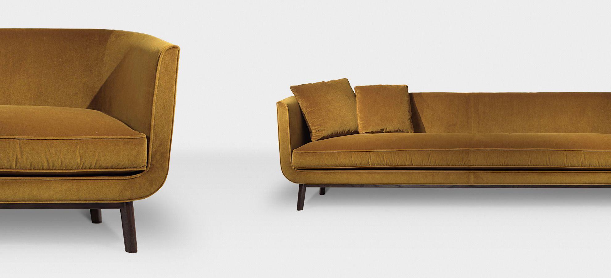 langlois furniture. Canapé Saint Germain 1 | DLM Damien Langlois-Meurinne Langlois Furniture