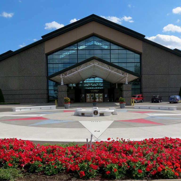 Evergreen Aviation Space Museum in McMinnville, Oregon