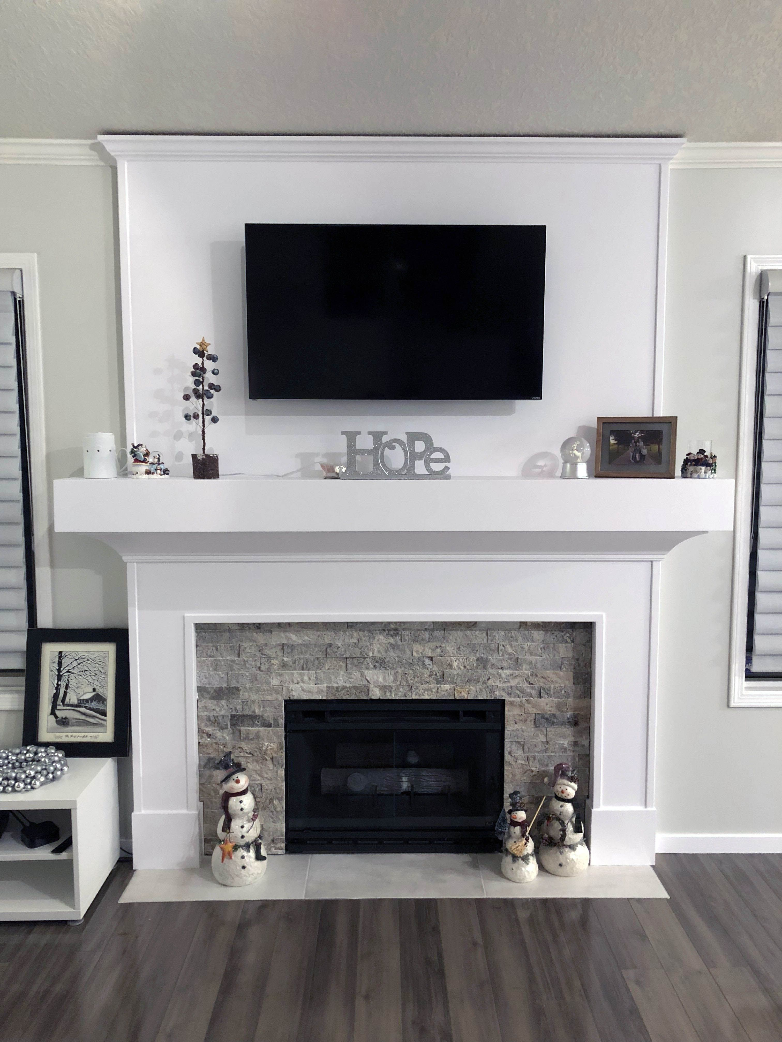 Fire Place Decorating Ideas Decoracao De Lareira Remodelacao