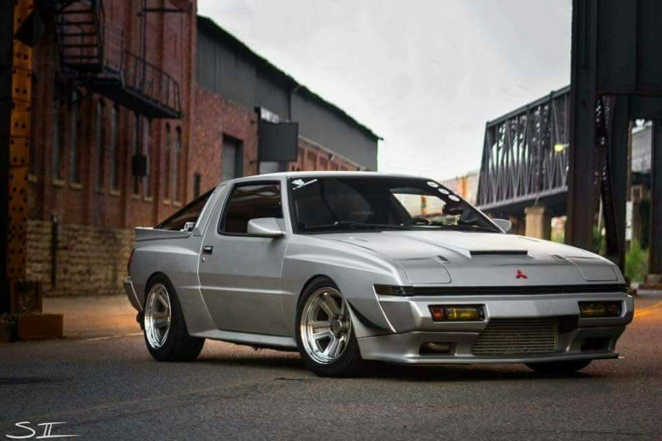 Mitsubishi Starion With Images Japan Cars Classic Cars