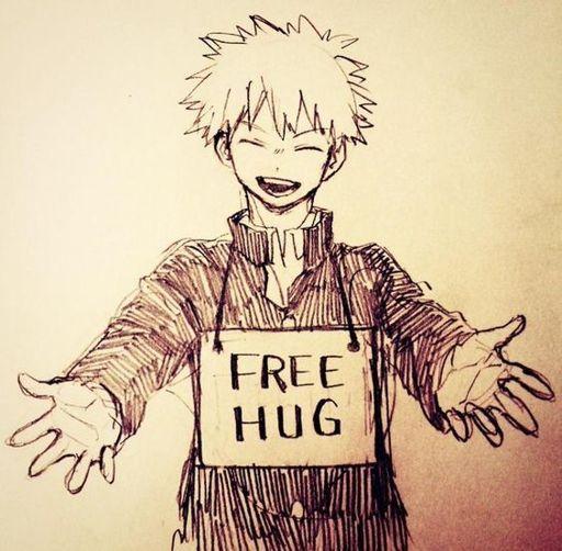 Katsuki Baguko/free hug | ♡kawaii!♡ | My hero academia