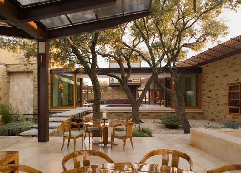 Lake Travis Retreat by Dick Clark Architecture   HomeDSGN