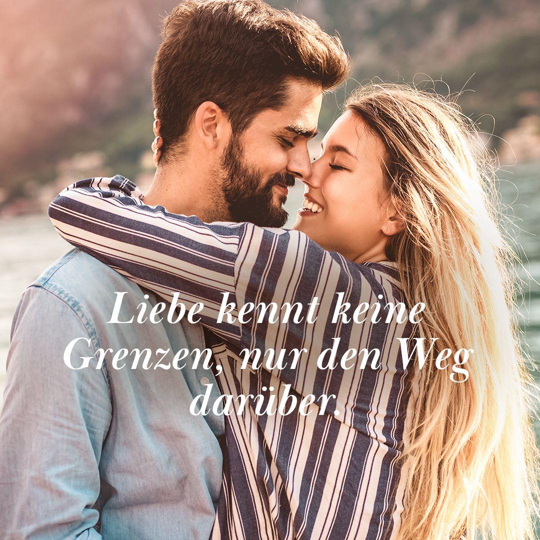 Liebe kennt keine Grenzen, nur den Weg darüber. #mydays #