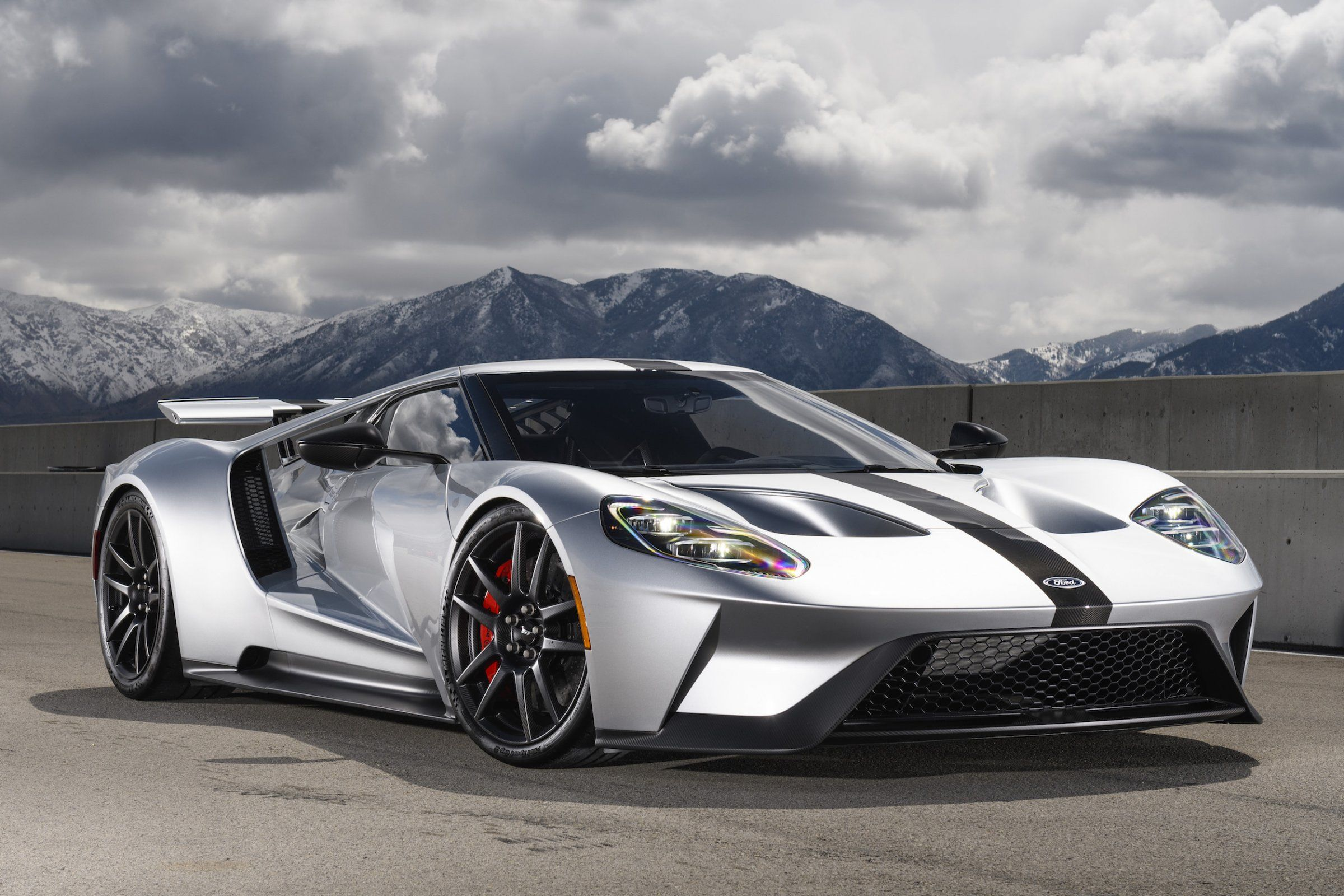 Henry Fords Great Great Grandson Says The Company Learned  Key Things From Making Its  Gt Supercar
