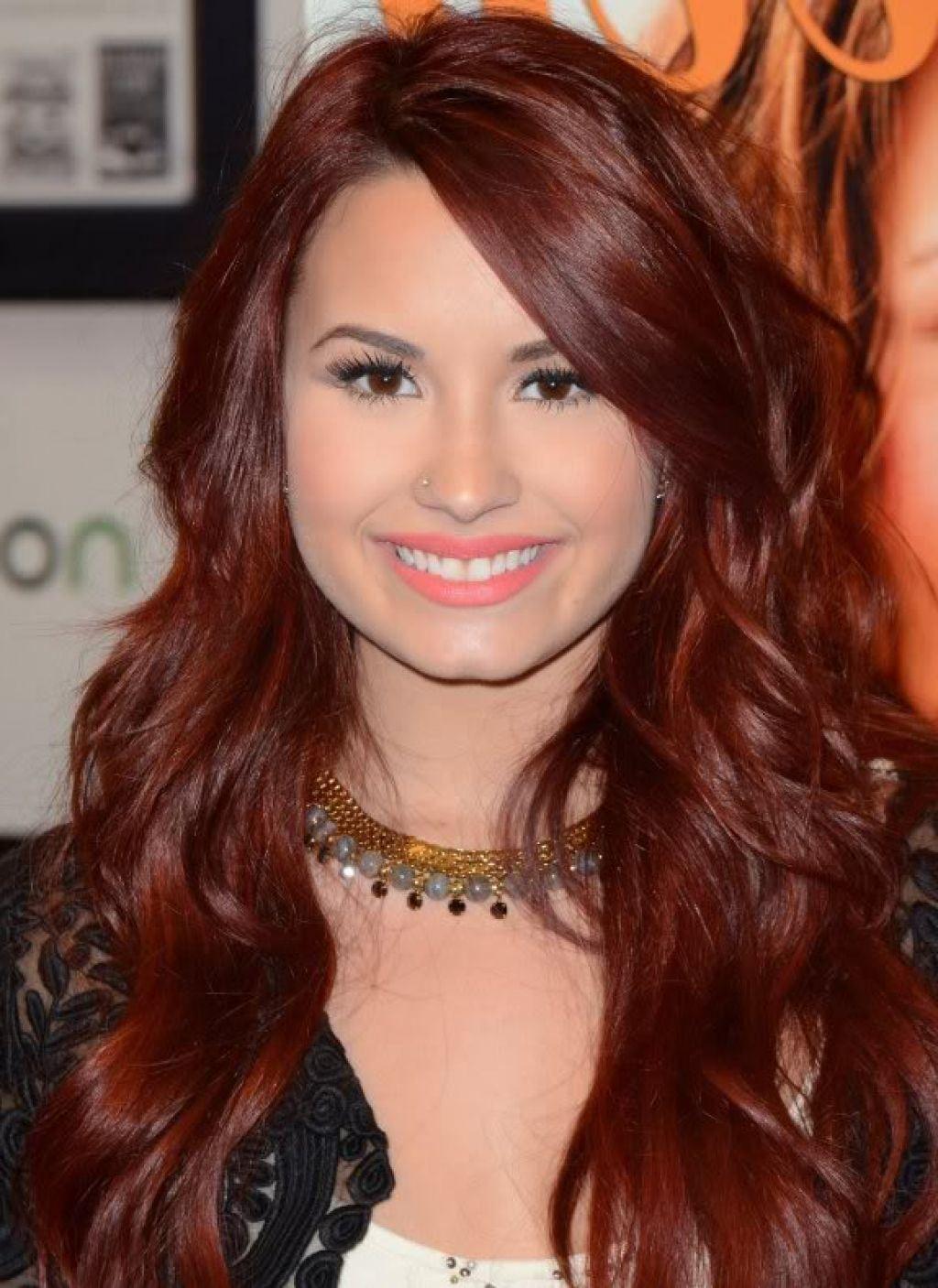 Dark Red Hair Color Shades Hair Redheads Pinterest Hair