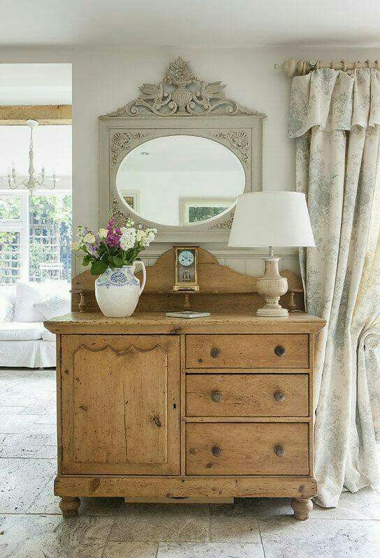 Vintage French Soul ~ - Vintage French Soul ~ Home Design French Country ⚜ Pinterest
